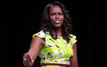 """Michelle Obama: """"Soffro di una forma leggera di depressione"""""""