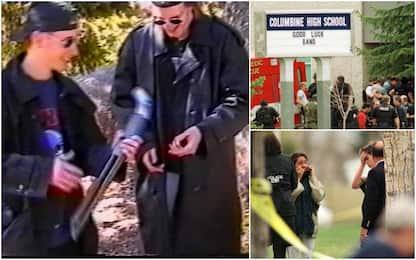 Strage alla Columbine, 20 anni fa il massacro nel liceo in Colorado