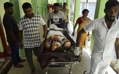 Attentati Sri Lanka, si cercano i parenti negli ospedali. VIDEO