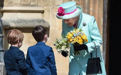 Pasqua a corte, la regina Elisabetta compie 93 anni. FOTO
