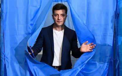 L'Ucraina torna al voto per le elezioni parlamentari