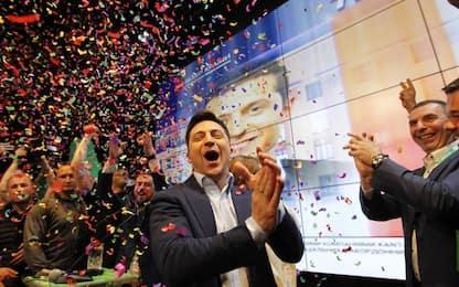 Elezioni in Ucraina, il comico Zelenskij è il nuovo presidente
