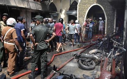 Attentati Sri Lanka, i soccorsi nella capitale Colombo. VIDEO