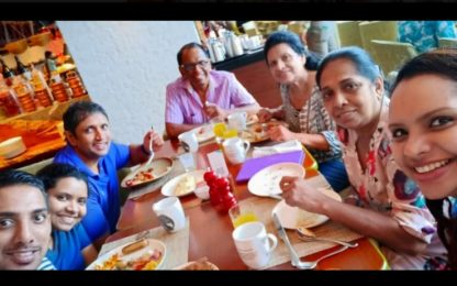 Sri Lanka, morta anche una famosa chef: selfie prima dell'esplosione