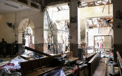 Attentati Sri Lanka, sale numero morti. Attacchi di jihadisti locali
