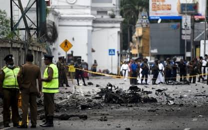 Attentati Sri Lanka, 9 kamikaze in azione. Si aggrava il bilancio