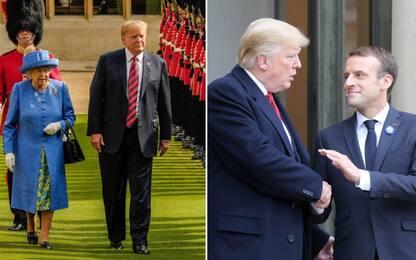 Tour in Europa per Trump, sarà in Gran Bretagna e in Francia a giugno