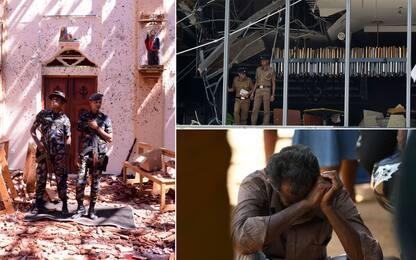 Attentati in Sri Lanka, cosa è successo. FOTO