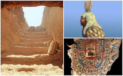 Egitto, scoperta ad Assuan una tomba con 35 mummie