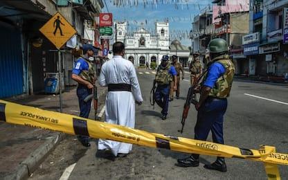 Sri Lanka, bilancio strage rivisto: i morti sono 250