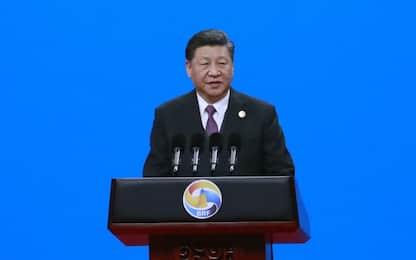 "Via della seta, Xi Jinping: ""Standard finanziari di alta qualità"""