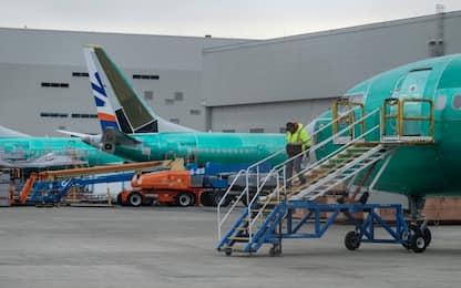 Boeing, nel 2018 gli ispettori valutarono il blocco di diversi 737 Max