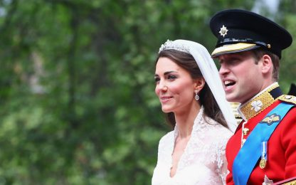 William e Kate, 8 anni di amore reale. FOTO