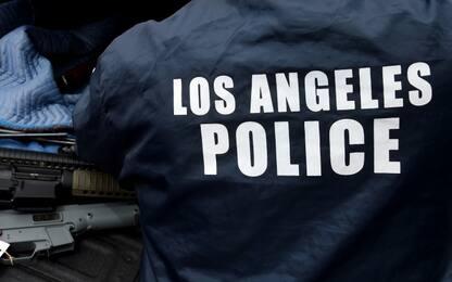 Usa, media: sventato piano terroristico a Los Angeles