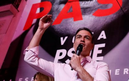 Pedro Sanchez, chi è il leader del Psoe