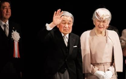 Giappone, l'Imperatore Akihito abdica dopo 30 anni di regno