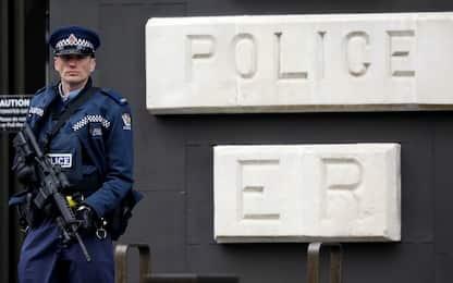 Nuova Zelanda, arrestato a Christchurch un uomo con munizioni e bomba