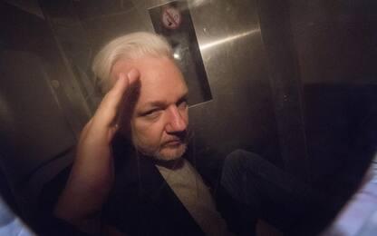 Assange condannato a 50 settimane per violazione libertà provvisoria