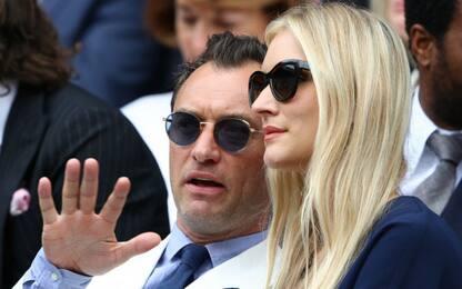 Jude Law e Phillipa Coan: il matrimonio a sorpresa a Londra