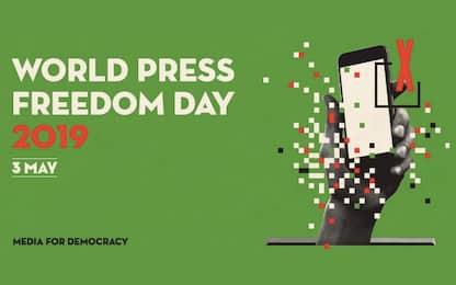 Oggi si celebra la Giornata mondiale della libertà di stampa