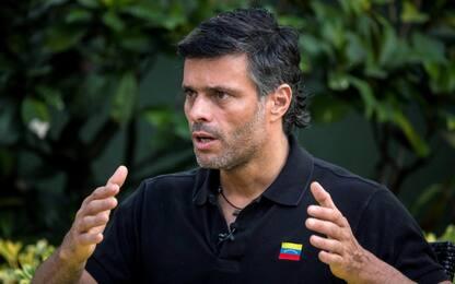 """Venezuela, Lopez: """"Non ho paura né del carcere né di Maduro"""""""