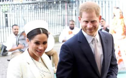 Meghan e Harry rompono tradizione: non foto di rito col Royal baby