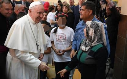 Papa Francesco: mondo di migranti e rifugiati è una croce dell'umanità