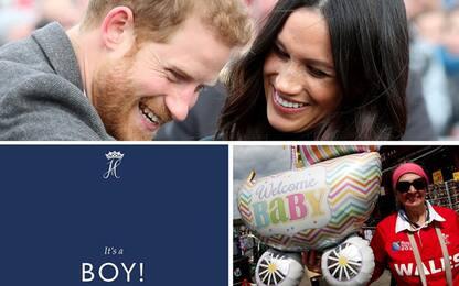 Royal Baby, nato il figlio di Meghan e Harry: è un maschio