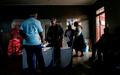 Elezioni in Sudafrica, si vota per Presidenziali e Parlamentari