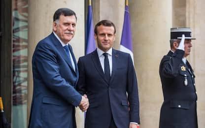Crisi Libia, Sarraj a Macron: Francia prenda posizioni più chiare
