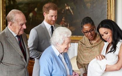 Il nome del Royal Baby è Archie. Meghan e Harry svelano la scelta