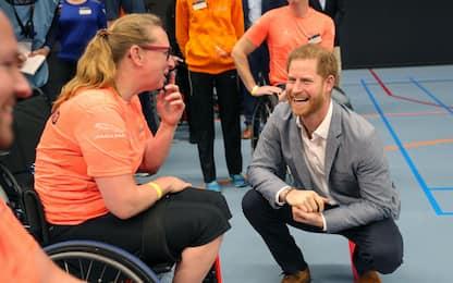 Harry torna a lavoro dopo la nascita del Royal Baby