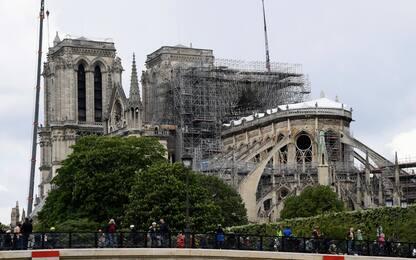 Notre Dame, ok Assemblea nazionale francese a restauro. FOTO