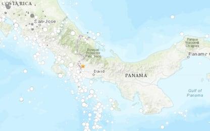 Terremoto a Panama, scossa di magnitudo 6.1 al confine col Costa Rica