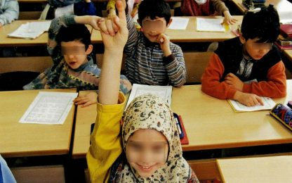 Austria, vietato il velo nelle scuole elementari