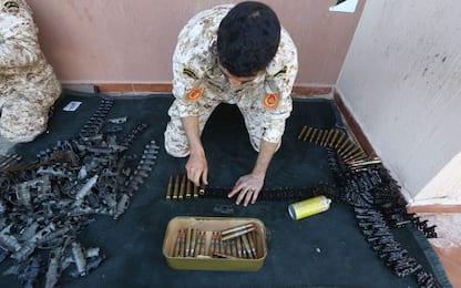 """Libia, Onu a tutti i Paesi: """"Embargo su armi per fermare il conflitto"""""""