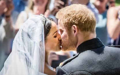 Harry e Meghan festeggiano il primo anniversario di nozze
