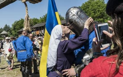 Ucraina, campionato mondiale di combattimenti medievali