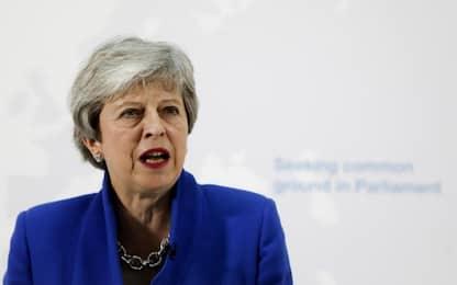 Brexit, May apre a emendamento su un secondo referendum