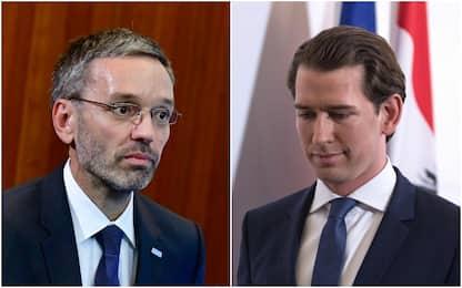 Austria, Fpö: ancora nulla di deciso su sfiducia a Kurz