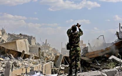 Siria, Usa accusano Assad di aver utilizzato nuovamente armi chimiche