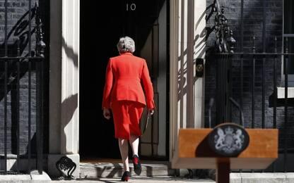 Brexit, Theresa May lascia la guida del partito conservatore