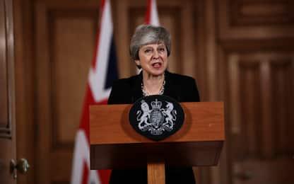 Theresa May, dalla Brexit alle dimissioni. FOTOSTORIA