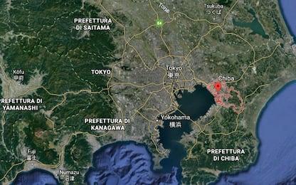 Giappone, terremoto di magnitudo 5.1: scossa avvertita anche a Tokyo