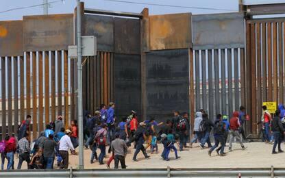 Schiaffo a Trump, blocco parziale costruzione del muro con il Messico