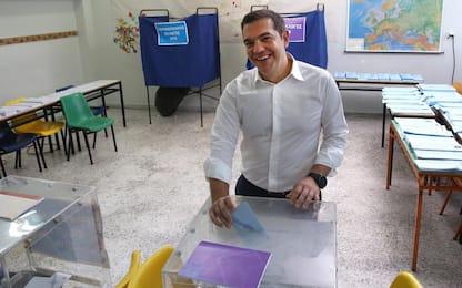 """Elezioni europee Grecia: Tsipras sconfitto, """"elezioni anticipate"""""""