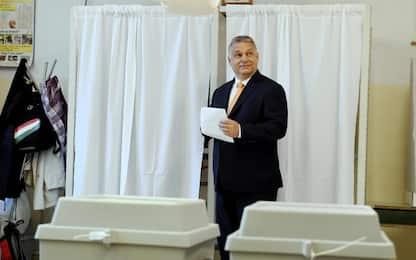 Elezioni europee Ungheria, Orban: ora svolta Ue su migranti