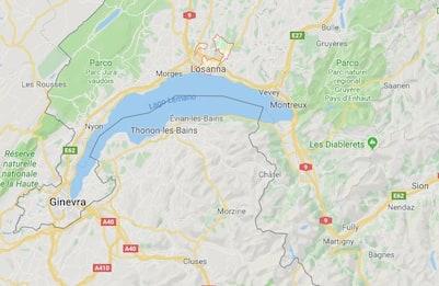 Terremoto in Svizzera, scossa di magnitudo 3.9