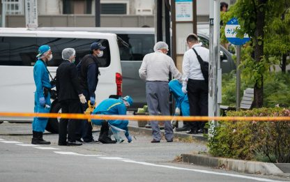 Giappone, accoltella passanti a Tokyo: 2 morti. FOTO