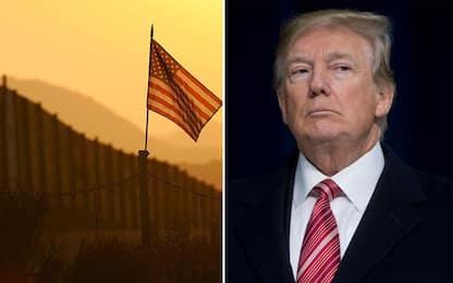 Muro Usa-Messico, sì della Corte Suprema a fondi del Pentagono